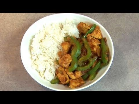 How To Cook Chicken Jalfrezi Youtube