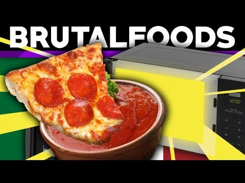 Hearty Pizza Dip – Retro Recipe Review – brutalfoods