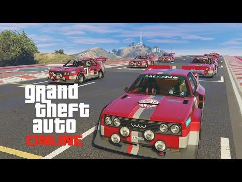 """GTAV Online Race su Softy Gaming- """"Panevėžio internėts..."""""""