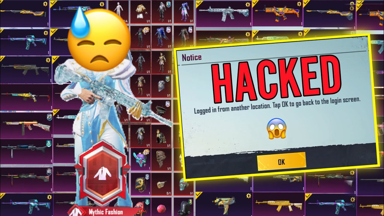 999999$ MY PUBG ACCOUNT WAS HACKED? | Pubg Mobile