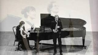 Astor Piazzolla, Tango-Etudes by the Duo Azar