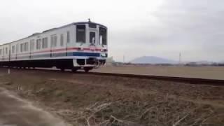 関東鉄道常総線 新車回送