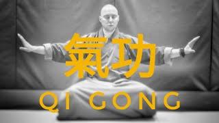 Qi Gong, Tuo Tian Shi (Ba Duan JIn) - Shaolin Lotus