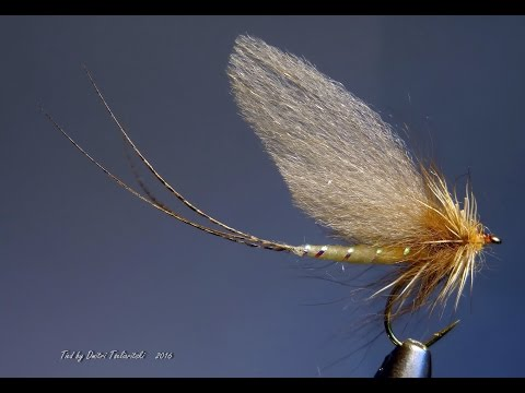 Silicon/Dubbing MayFly Extended Body