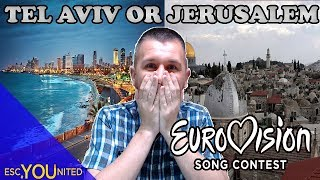 Eurovision in Jerusalem???, National Final Updates & Is Hosting Eurovision worth it?