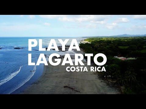 Playa Lagarto, Costa Rica