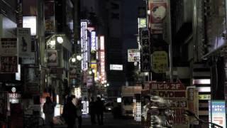 日本一の繁華街歌舞伎町朝帰りの風景 Entertainment and red-light district in Tokyo