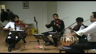 """Phiki Pe Gai Channa""Pakistani punjabi song by NOOR JEHAN instrumental on violin and tabla"
