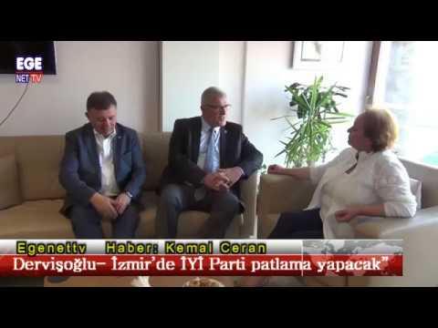 Dervişoğlu : İzmir'de İYİ Parti patlama yapacak.
