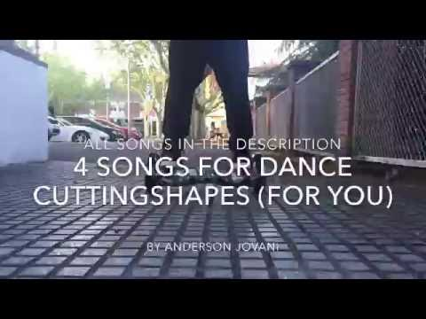 Cutting Shapes (Shuffle House) 4 songs To dance for you // By Anderson Jovani