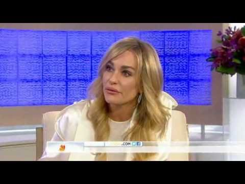Real Housewives of Beverly Hills' Taylor Armstrong interview on the Today Show