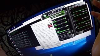 Тест на Ethereum RX 470 mining edition