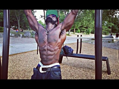 Lower Abs Attack Bar Workouts