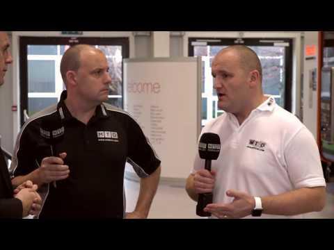 Mark Hall talks about Industry 4.0 at Mazak