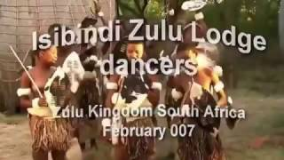 South Africa Traditional Dance.