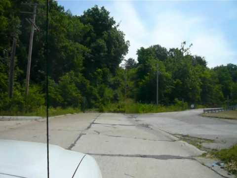 TOTALLY NARLY EASEMENT CABLE RUN IN CLEVELAND OHIO 06/26/12 Part 7