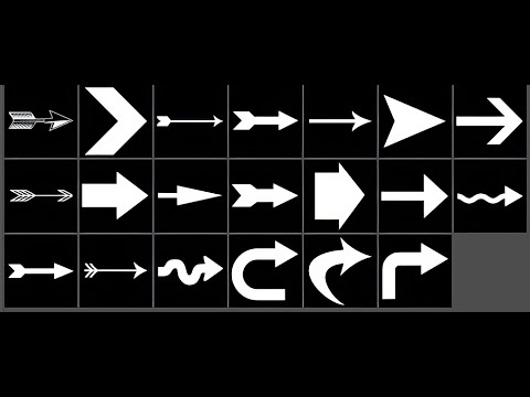 How To Make Arrows In Photoshop