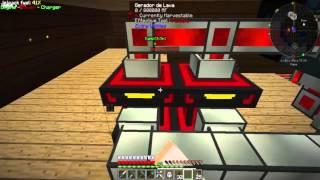 Gerando Energia com Lava - Magic Farm 3 #35