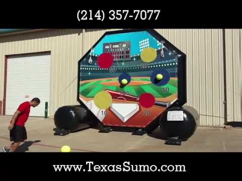 Soccer Darts: Baseball - Game Rental - Dallas, TX