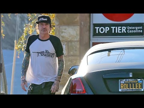 Tommy Lee Gases His 'ROLLLEE' After Listing Mansion At A $1.2 Million Loss Amid Family Feud Mp3