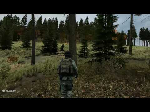 Crafting a Fire in DayZ 0 62