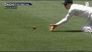 Kohli stands ground amid catch drama