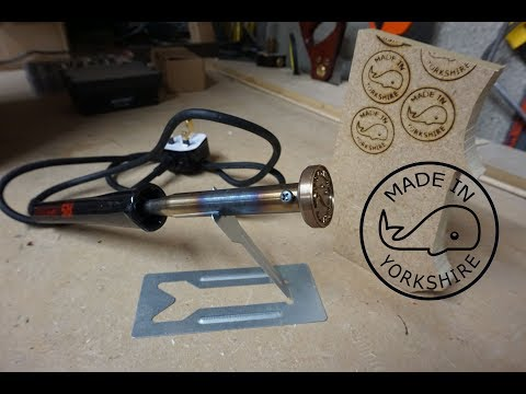 #24 My new logo and branding iron