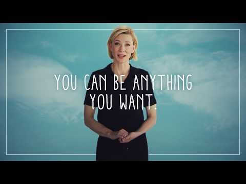 A Motivational Message from Thor: Ragnarok's Cate Blanchett