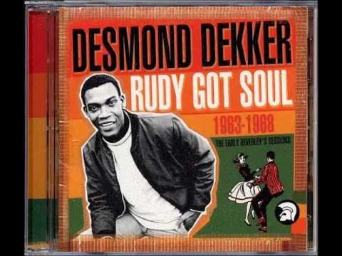 Desmond Dekker & The Four Aces - This Woman