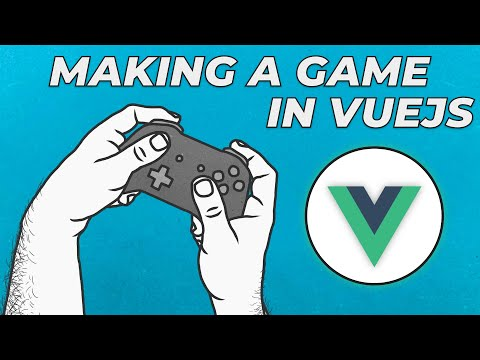 Making a Game in VueJS using Vuex | VueJS Tutorial
