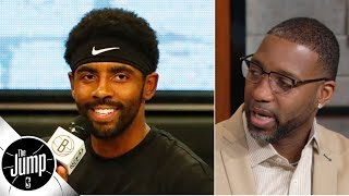 Kyrie Irving's Nets debut reminded me of me - Tracy McGrady | The Jump