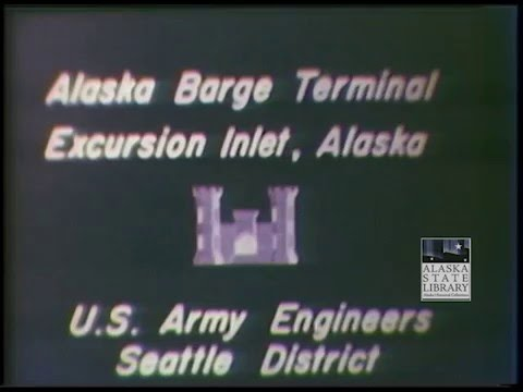 U. S. Army Corps of Engineers World War II Moving Image Collection-Excursion Inlet