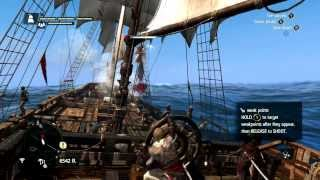 Assassins Creed IV: Black Flag PC Gameplay (How to Pirate/Shooting Allies)