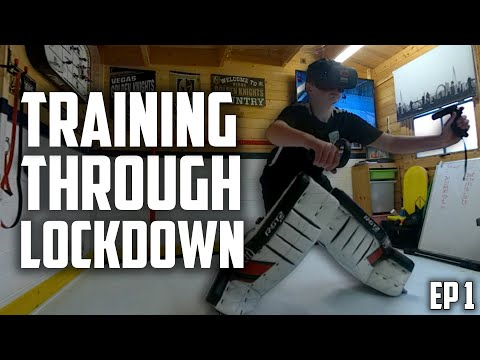 I Made My Own Hockey Channel To Show My Progress Through Lockdown. It Would Be Appreciated If You Checked Me Out :)