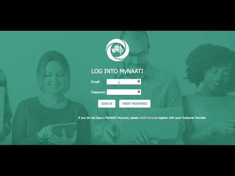MyNAATI Practitioner Registration Tutorial