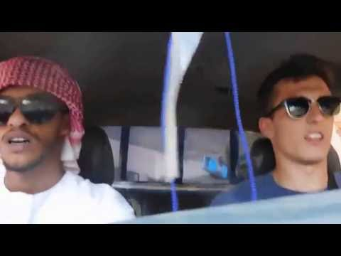 Carpool Karaoke // Wadi Rum, Jordan
