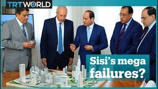 Sisi's pet projects coming at the cost of the poor?