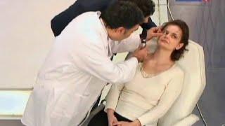 видео Воспаление радужной оболочки глаза: симптомы и лечение