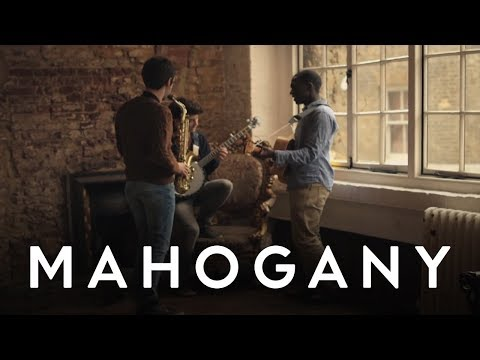 The Intermission Project - I've Been Waiting | Mahogany Session