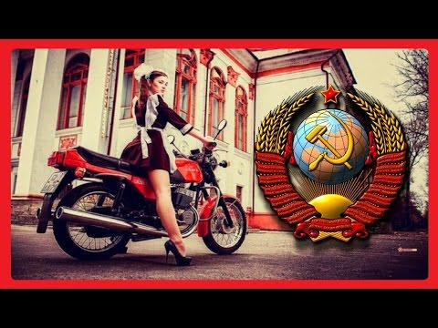 Легендарные Мотоциклы СССР - Cмотреть видео онлайн с youtube, скачать бесплатно с ютуба