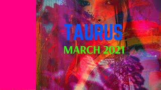 Taurus March 2021 (Regrouping for the win) Monthly Love Tarot  Reading