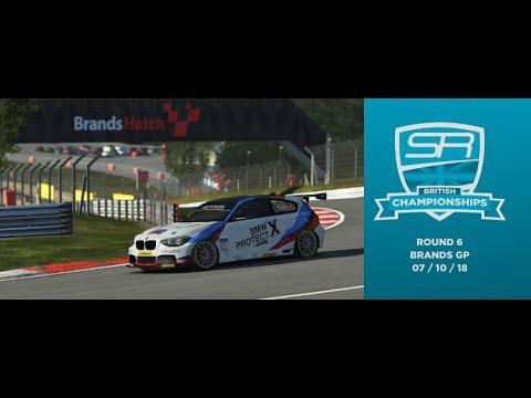 SRBC // Season 1 // Round 6 // Brands Hatch GP