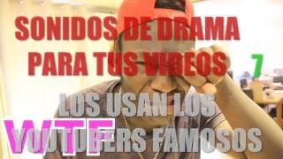 TOP 7: LOS MEJORES SONIDOS DE DRAMA/ LOS MAS USADOS POR LUISITO REY Y MAS....