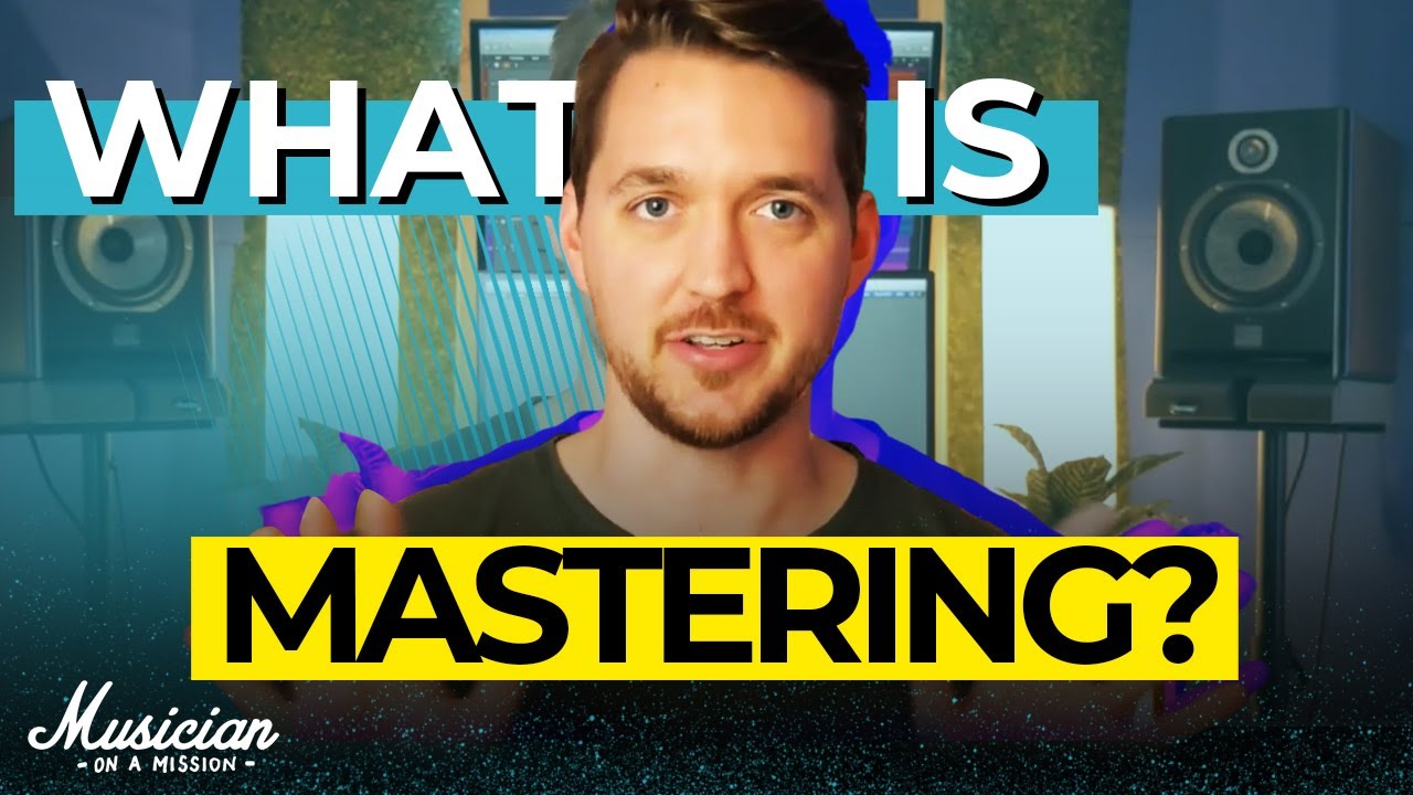 What The Hell is Mastering?