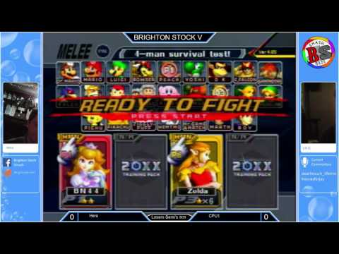 Brighton Stock V :: CPU1 vs Hero :: Losers Semis