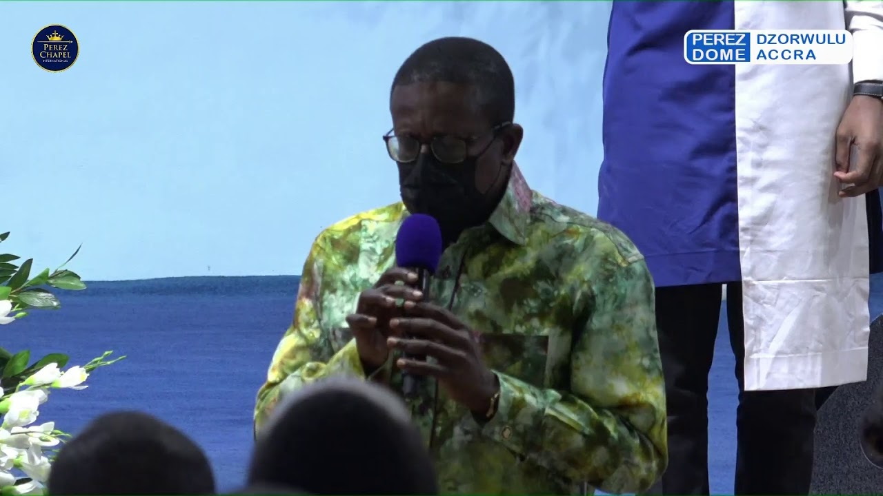 Download Power Encounter with Pastor Mensa Otabil || The Restless Ones || Day 3 || 30.06.2021
