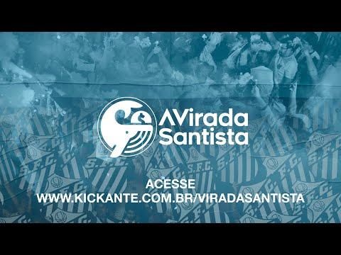 PRESIDENTE CONVOCA TORCIDA PRA VIRADA SANTISTA