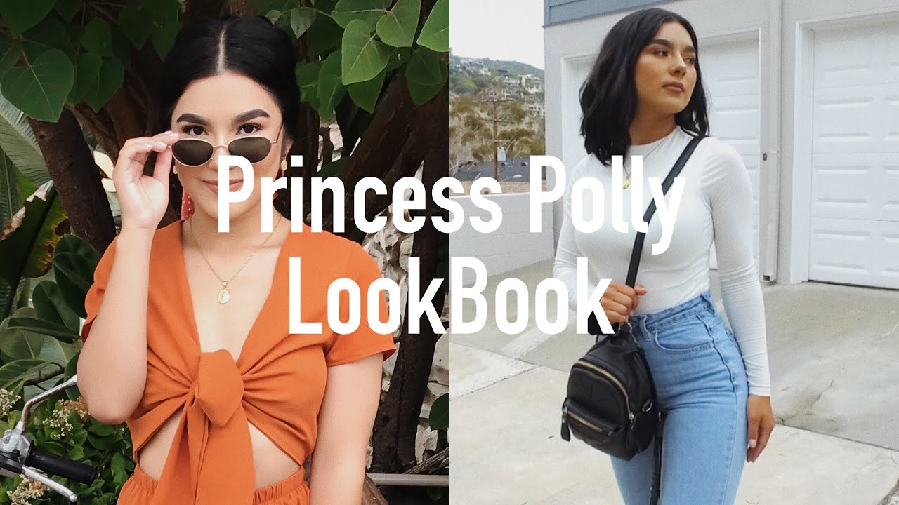 26eded1360 PRINCESS POLLY LOOKBOOK