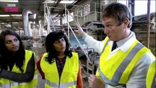 Making Face Cream From Sheep's Wool - Kill It, Cut It, Use It - BBC Three