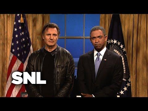 Obama Ukraine Address Cold Open - Saturday Night Live